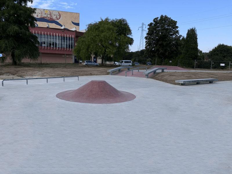 skatepark montceau les mines