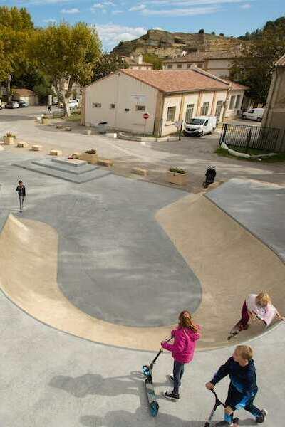 Skatepark Saint-chamas