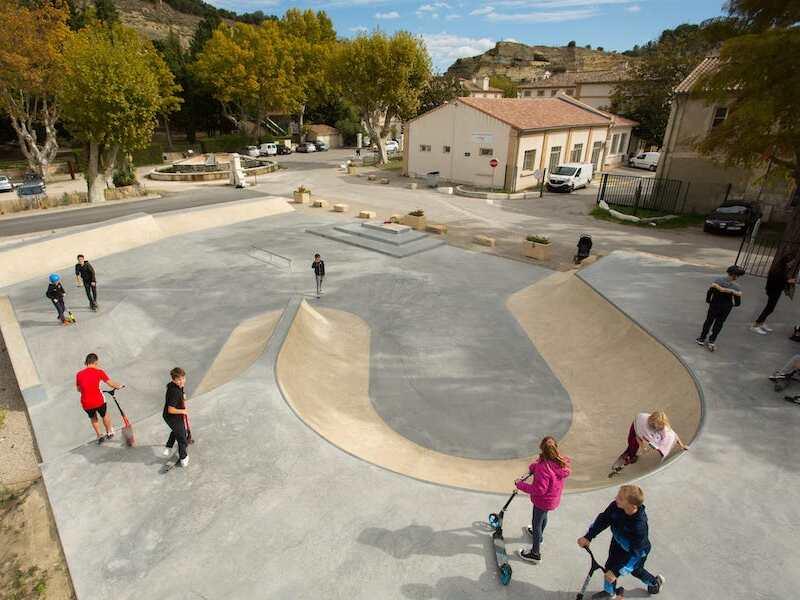 territoire skatepark saint chamas